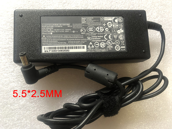 Chargeur ordinateur portable ADP-90SB_BB