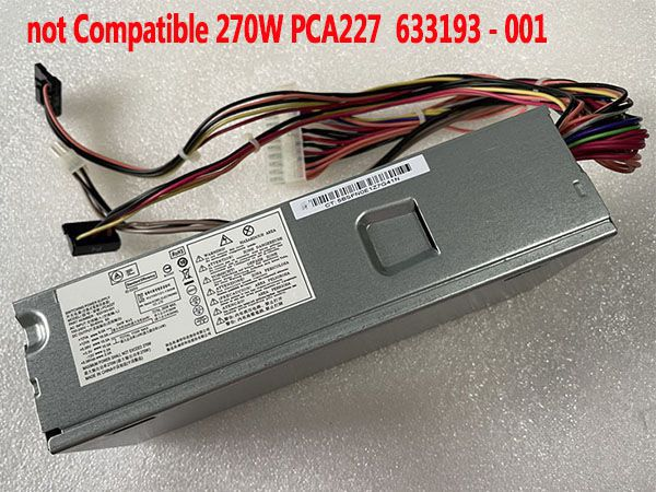 PC Alimentation 633195-001