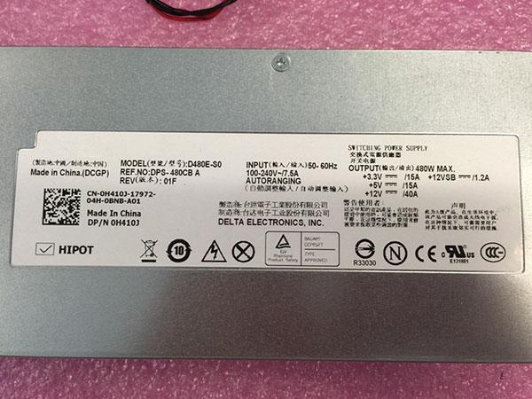Dell D480E-S0 0H410J