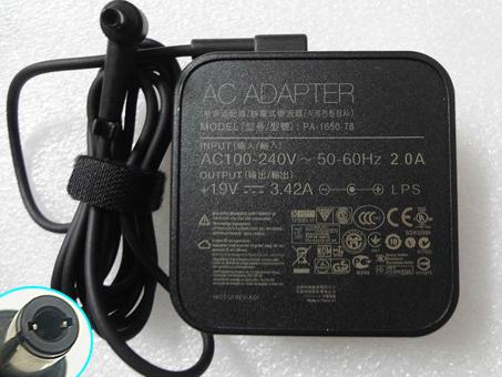 Chargeur ordinateur portable PA-1650-78