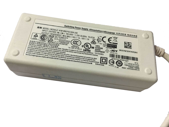 Alimentation rechargeable PSM36W-208