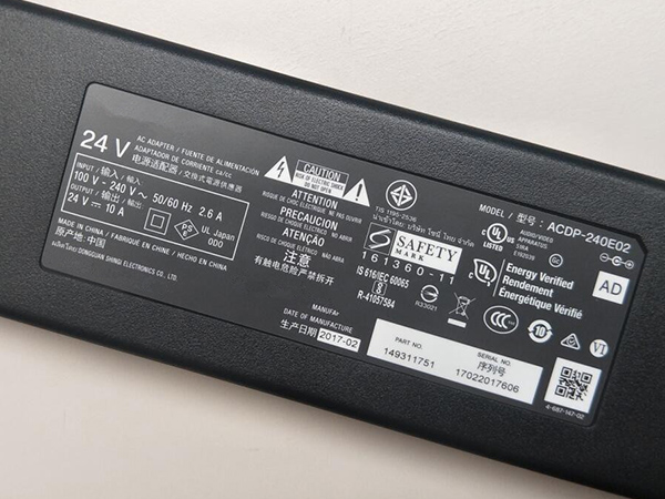 Sony ACDP-240E02