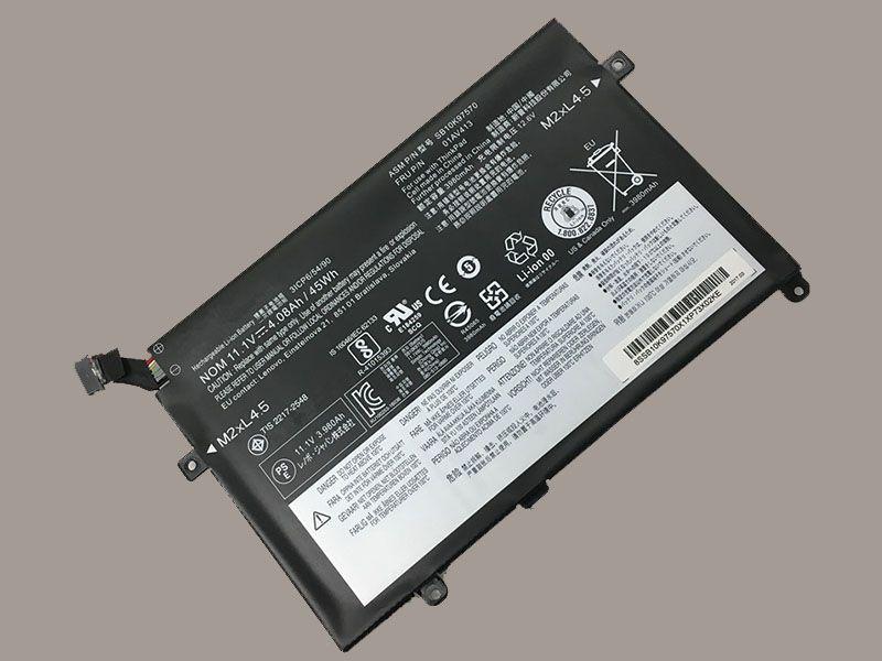 Batterie ordinateur portable 01AV413