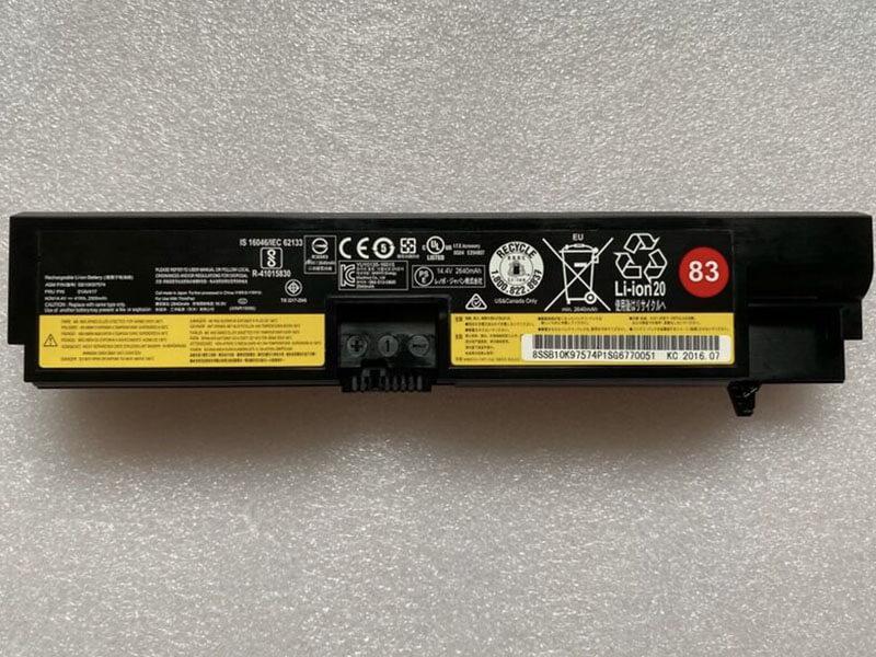 Batterie ordinateur portable 01AV417