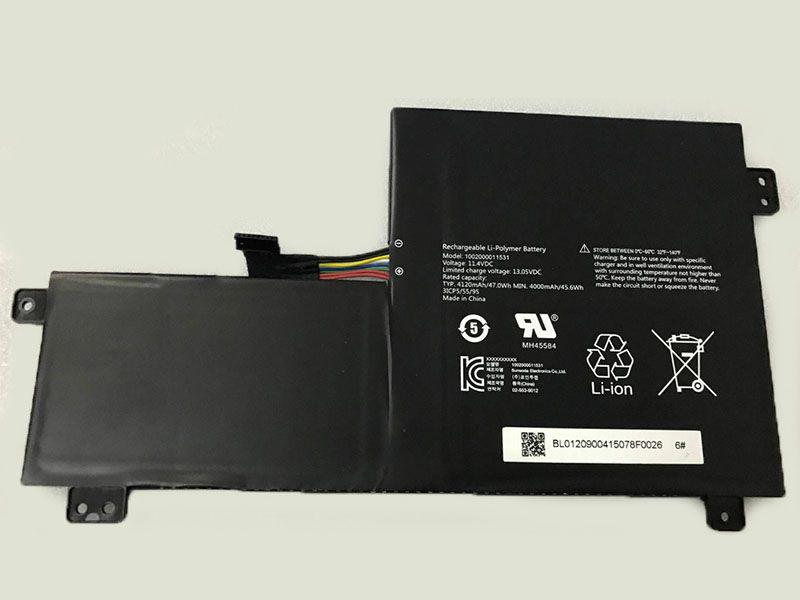 Batterie ordinateur portable 1002000011531