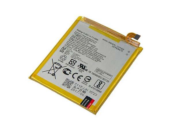 Batterie interne smartphone C11P1616