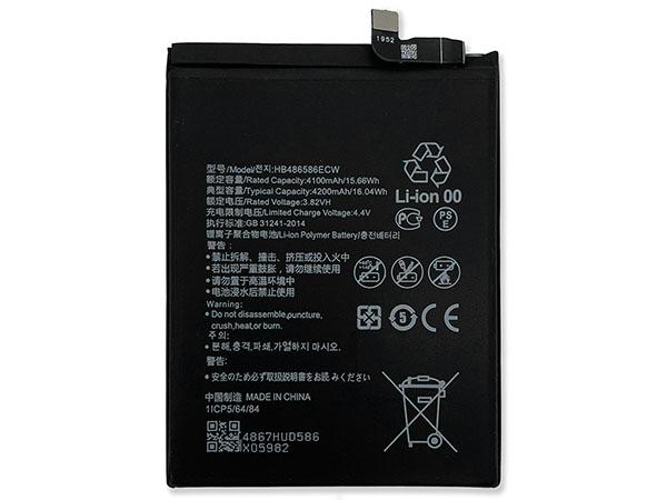 Batterie interne smartphone HB486586ECW