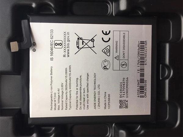 Batterie interne smartphone WT240