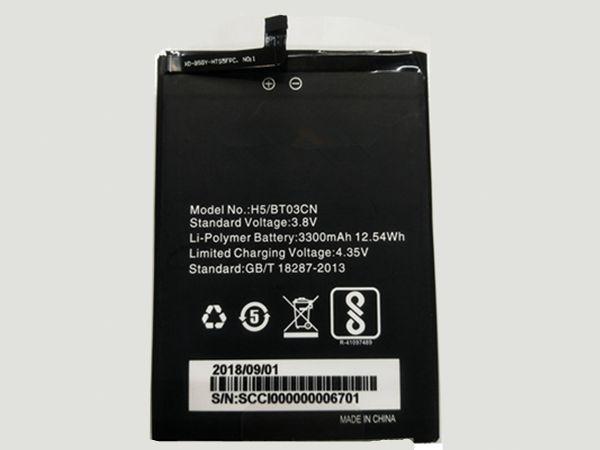 Batterie interne smartphone H5/BT03CN