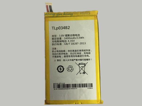 Batterie interne smartphone tlp034b2