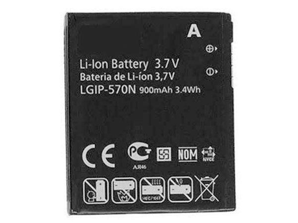 Batterie interne smartphone lgip-570n