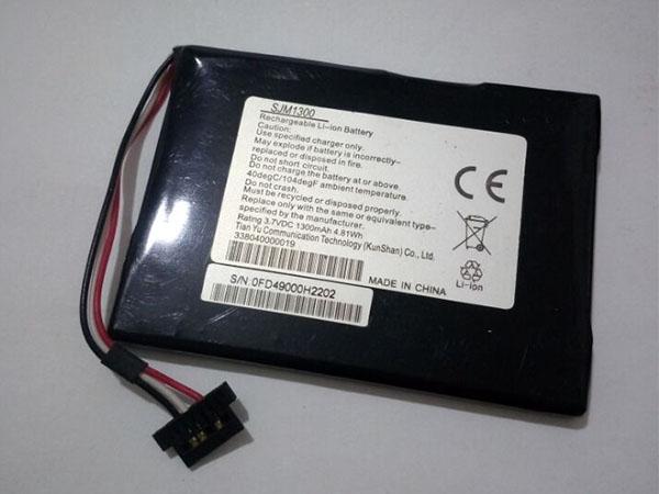 Batterie interne SJM1300