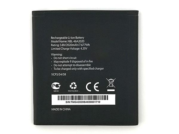 Batterie interne smartphone NBL-46A2020