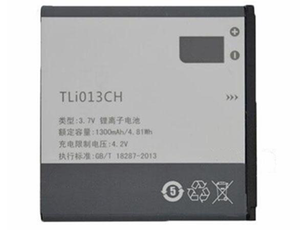 Batterie interne smartphone TLI013CH