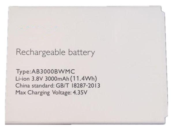 Batterie interne smartphone AB3000BWMC