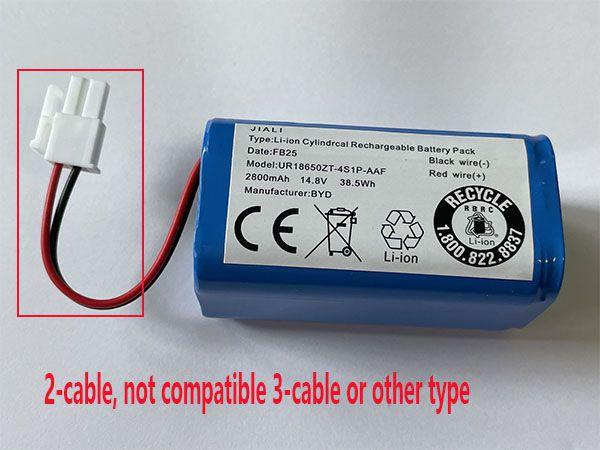 Batterie interne M26-4S1P