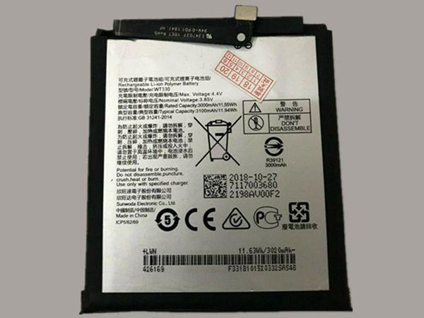 Batterie interne smartphone WT330