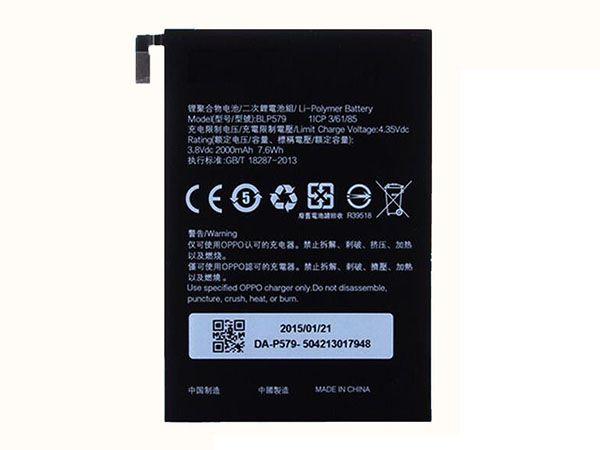 Batterie interne smartphone BLP579