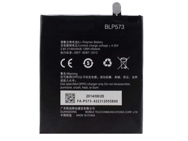 Batterie interne smartphone BLP573