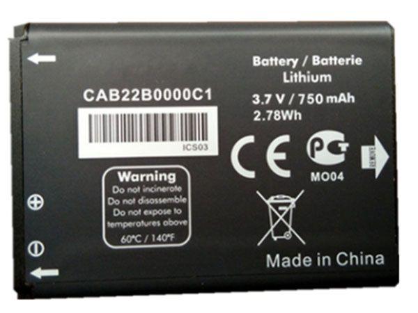 Batterie interne smartphone CAB22B0000C1