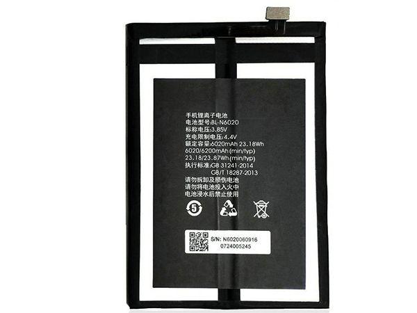 Batterie interne smartphone BL-N6020