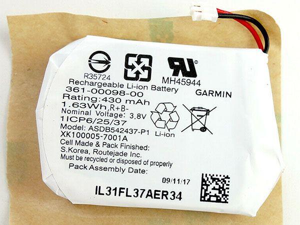 Batterie interne 361-00098-00
