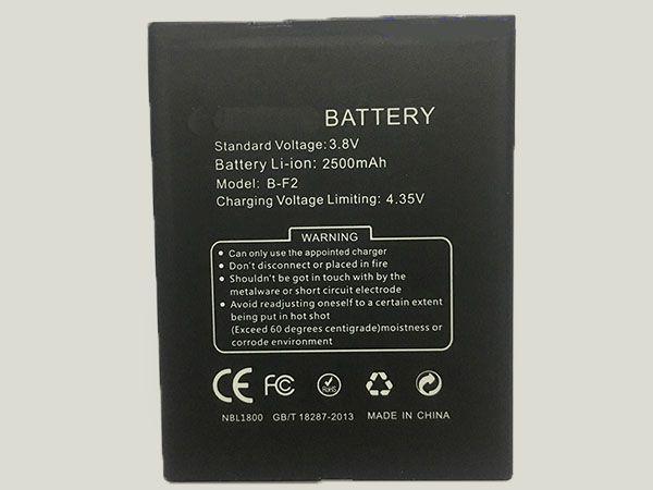 Batterie interne smartphone B-F2
