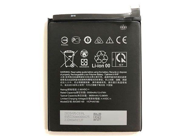 Batterie interne smartphone B2Q6E100