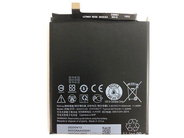 Batterie interne smartphone B2Q72100