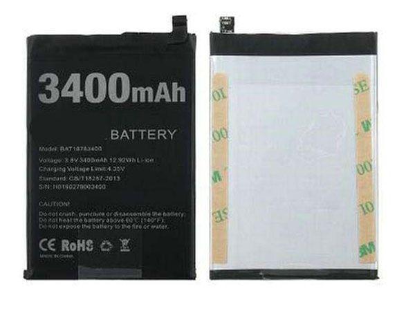 Batterie interne smartphone BAT18783400