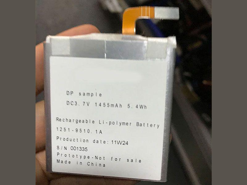 Batterie interne smartphone 11W24