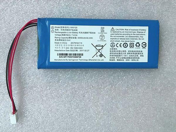 Batterie interne 1650120