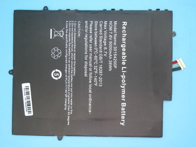 Batterie ordinateur portable 30154200P