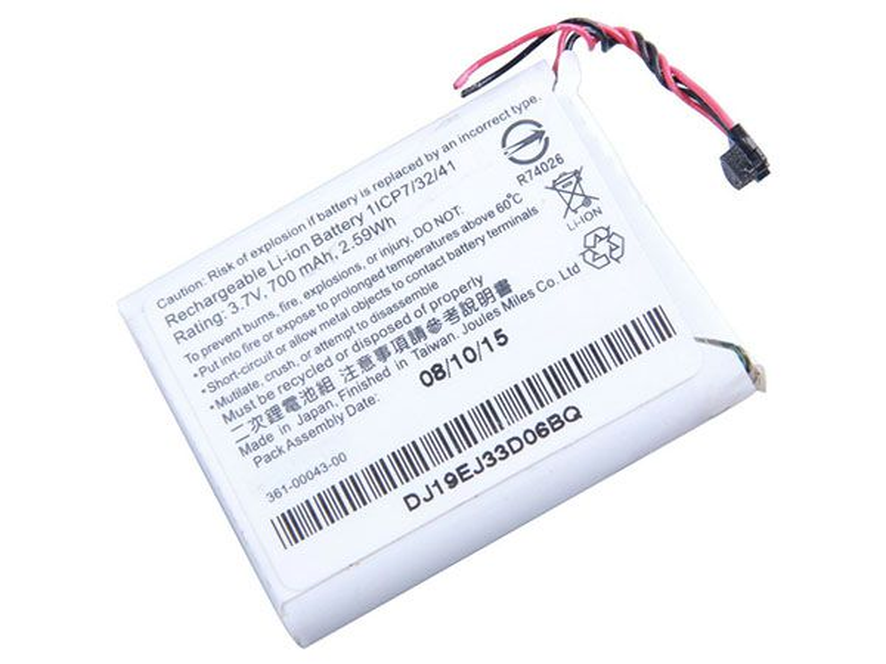 Batterie interne 361-00043-00