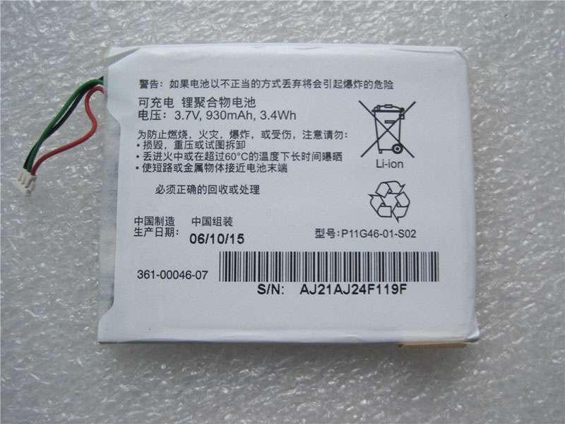 Batterie interne 361-00046-00