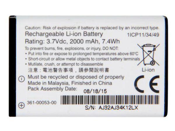 Batterie interne 361-00053-00