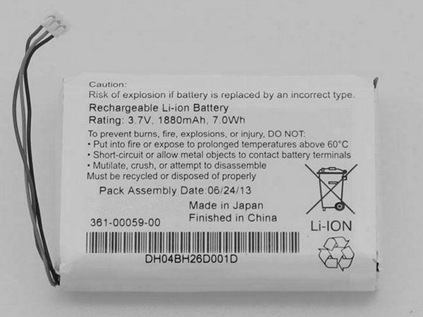 Batterie interne 361-00059-00