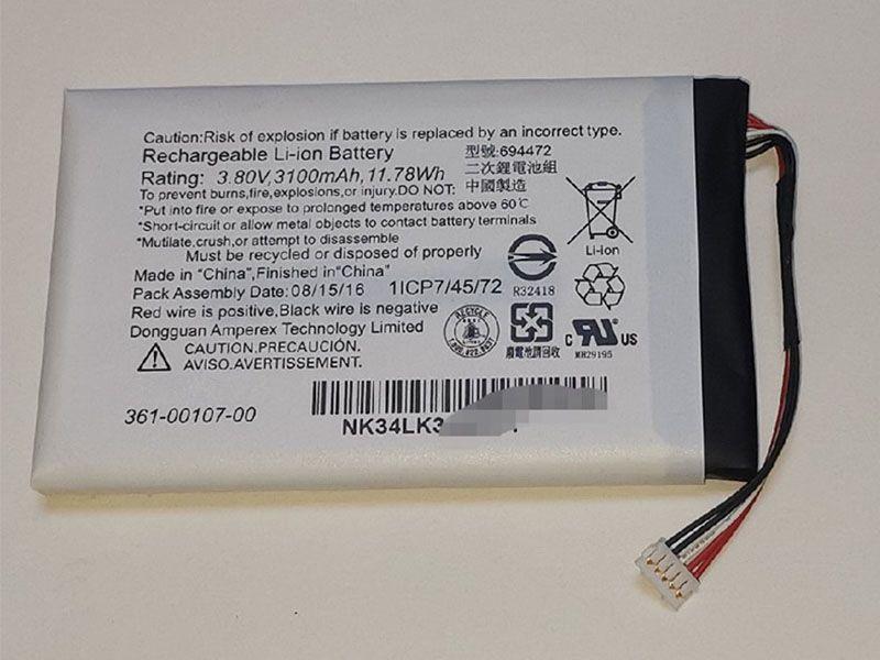 Batterie interne 361-00107-00