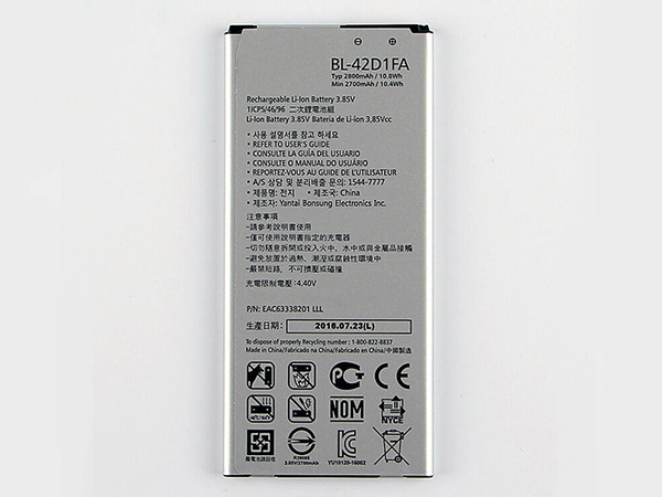 Batterie interne smartphone BL-42D1FA