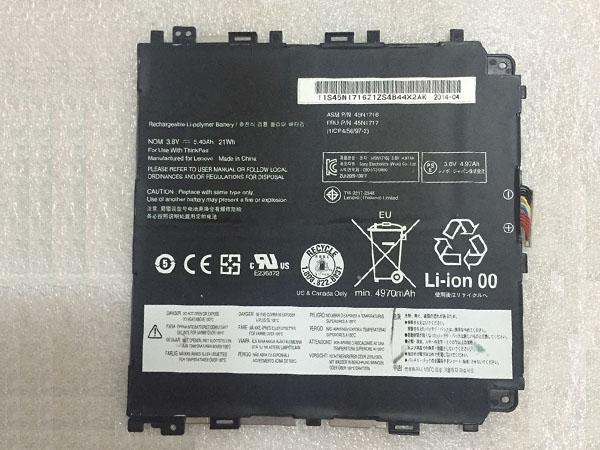 Batterie ordinateur portable 45N1716
