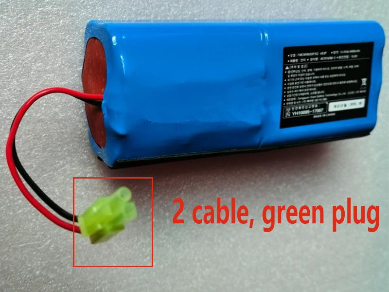 Batterie interne 4S3P