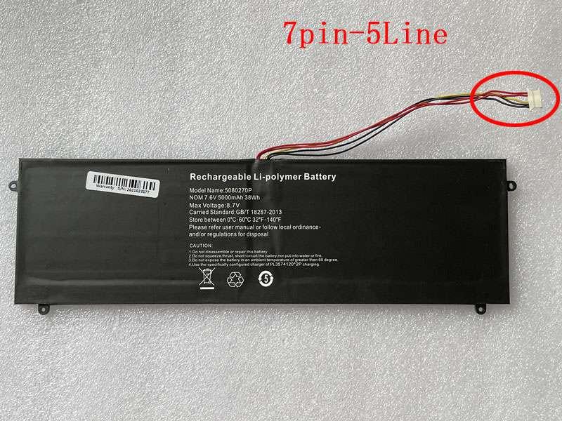Batterie ordinateur portable 5080270P