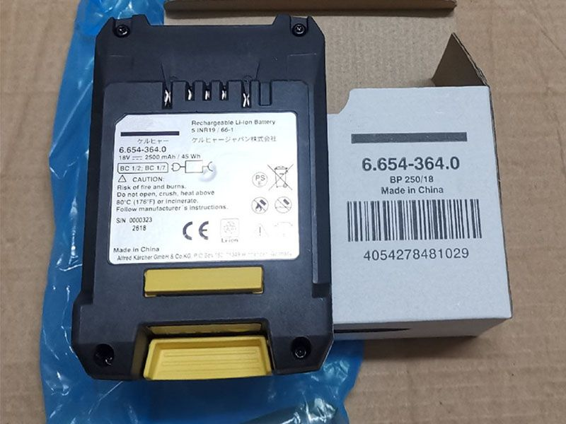 Batterie interne 6.654-364.0