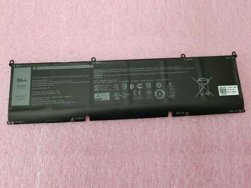 Batterie ordinateur portable 69KF2