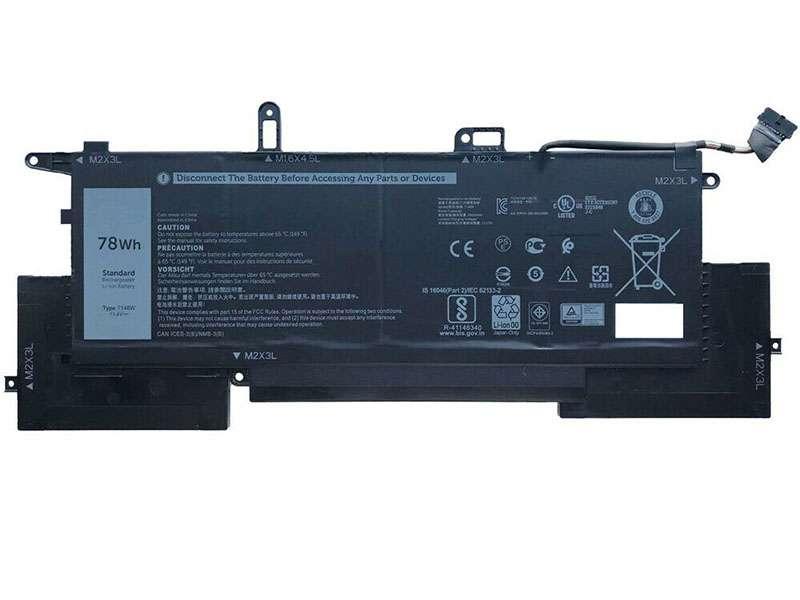 Batterie ordinateur portable 7146W