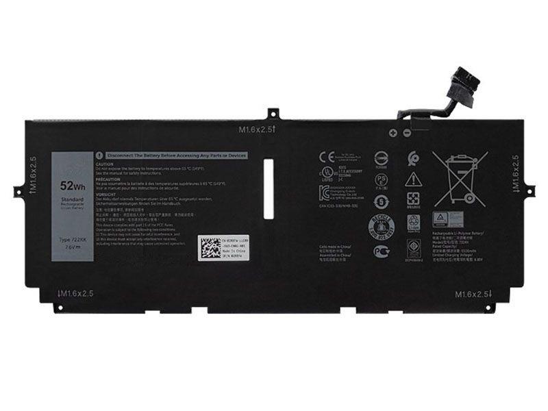 Batterie ordinateur portable 722KK