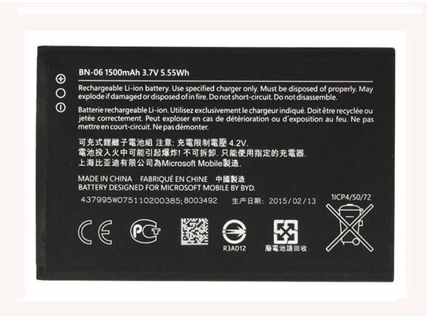 Batterie interne smartphone BN-06