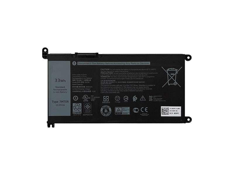 Batterie ordinateur portable 7MT0R