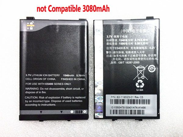 Batterie interne 82-118523-01