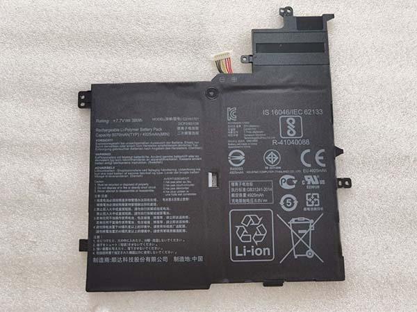 Batterie ordinateur portable C21N1701